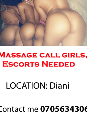 Massage girls wanted